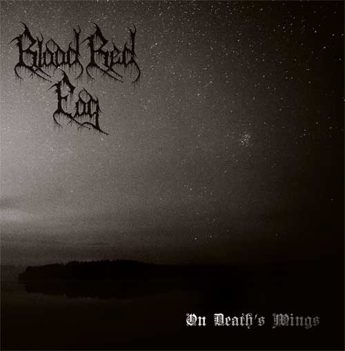 "BLOOD RED FOG (FI) ""On Death's Wings"" CD"