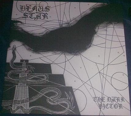 "VENUS STAR (FI) ""The Dark Victor"" LP"